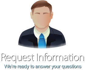 Request Information - we're ready to answer your questions